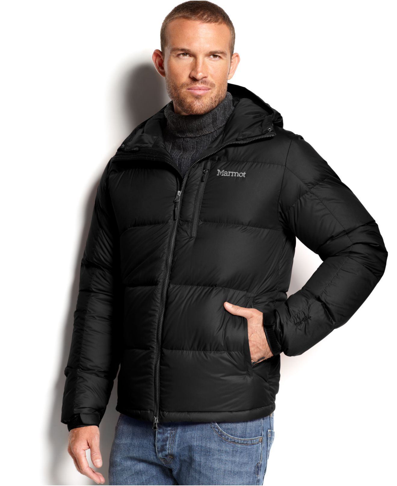 Waterproof Down Jacket For Men