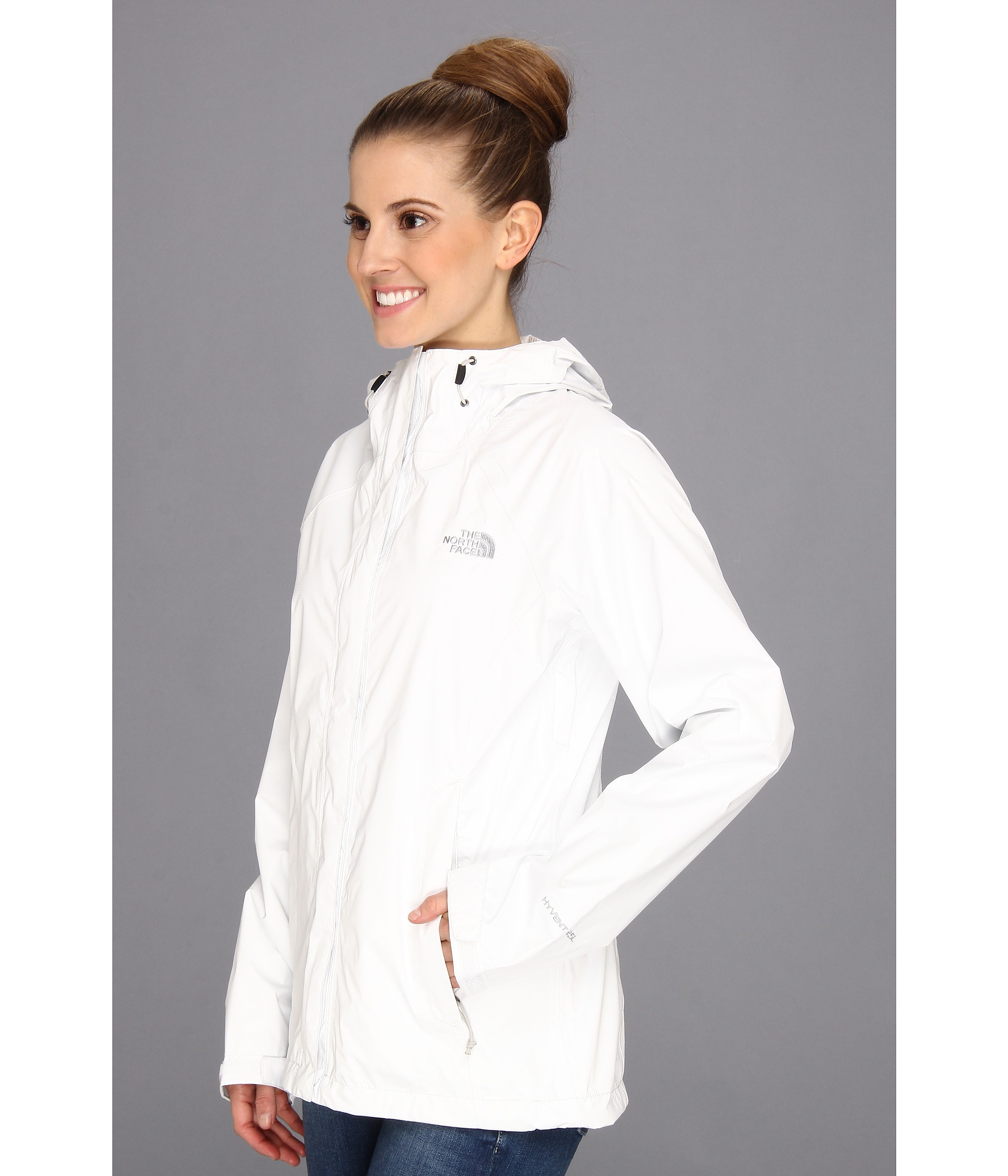 eea52c786 czech the north face venture jacket white 6fa3a 10cb4