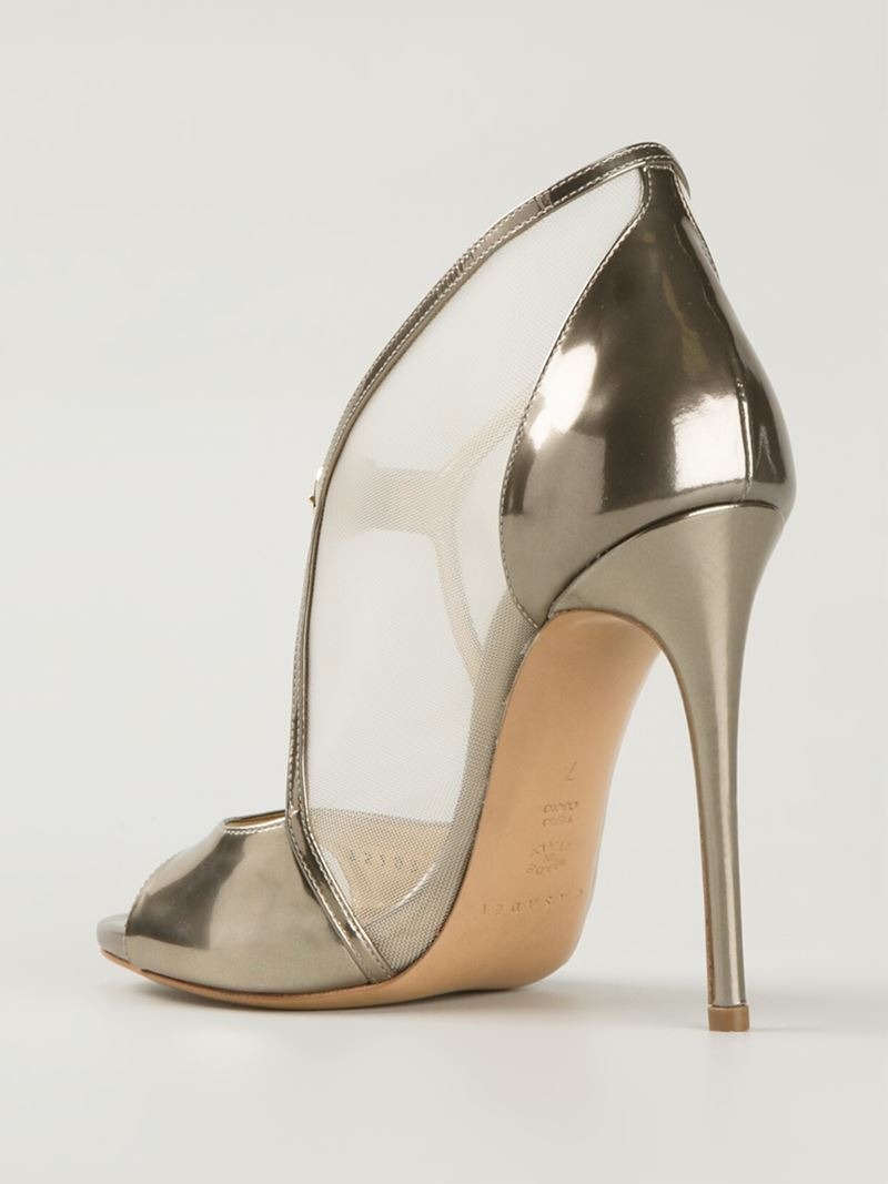 buy cheap top quality under 50 dollars Casadei netted pumps lNj8Fq3Ii
