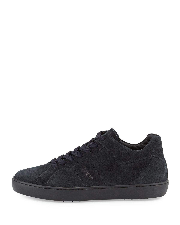 low-top sneakers - Black Tod's CwENub