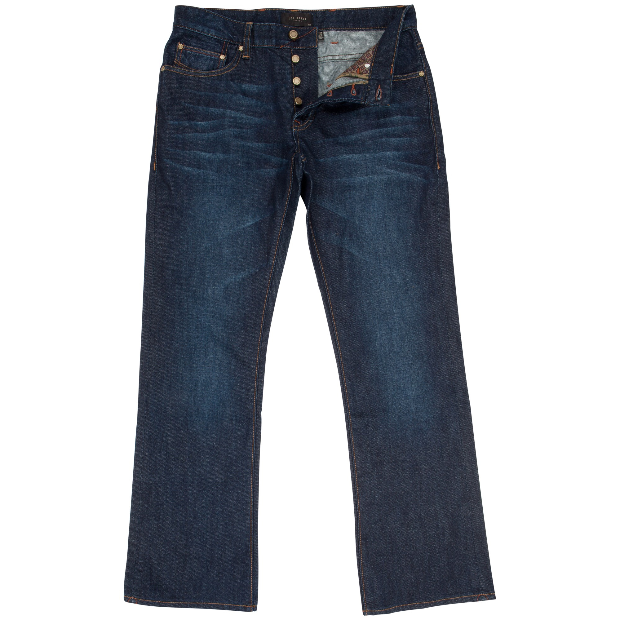 Ted Baker Jeans Blue Shoes