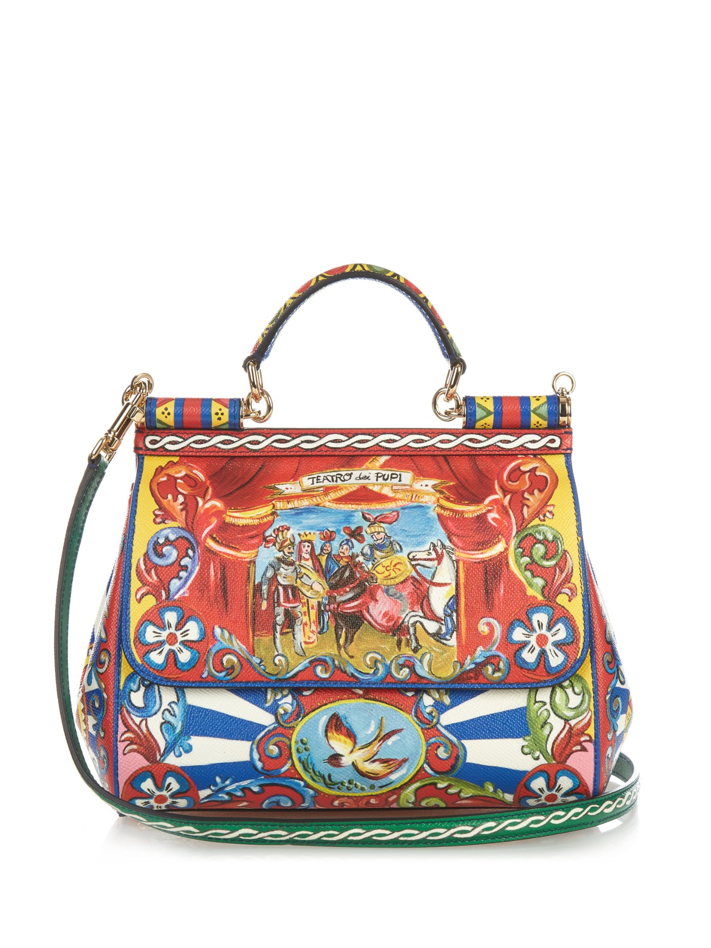 c986a7f11fe4 Gallery. Previously sold at  MATCHESFASHION.COM · Women s Dolce Gabbana  Sicily ...