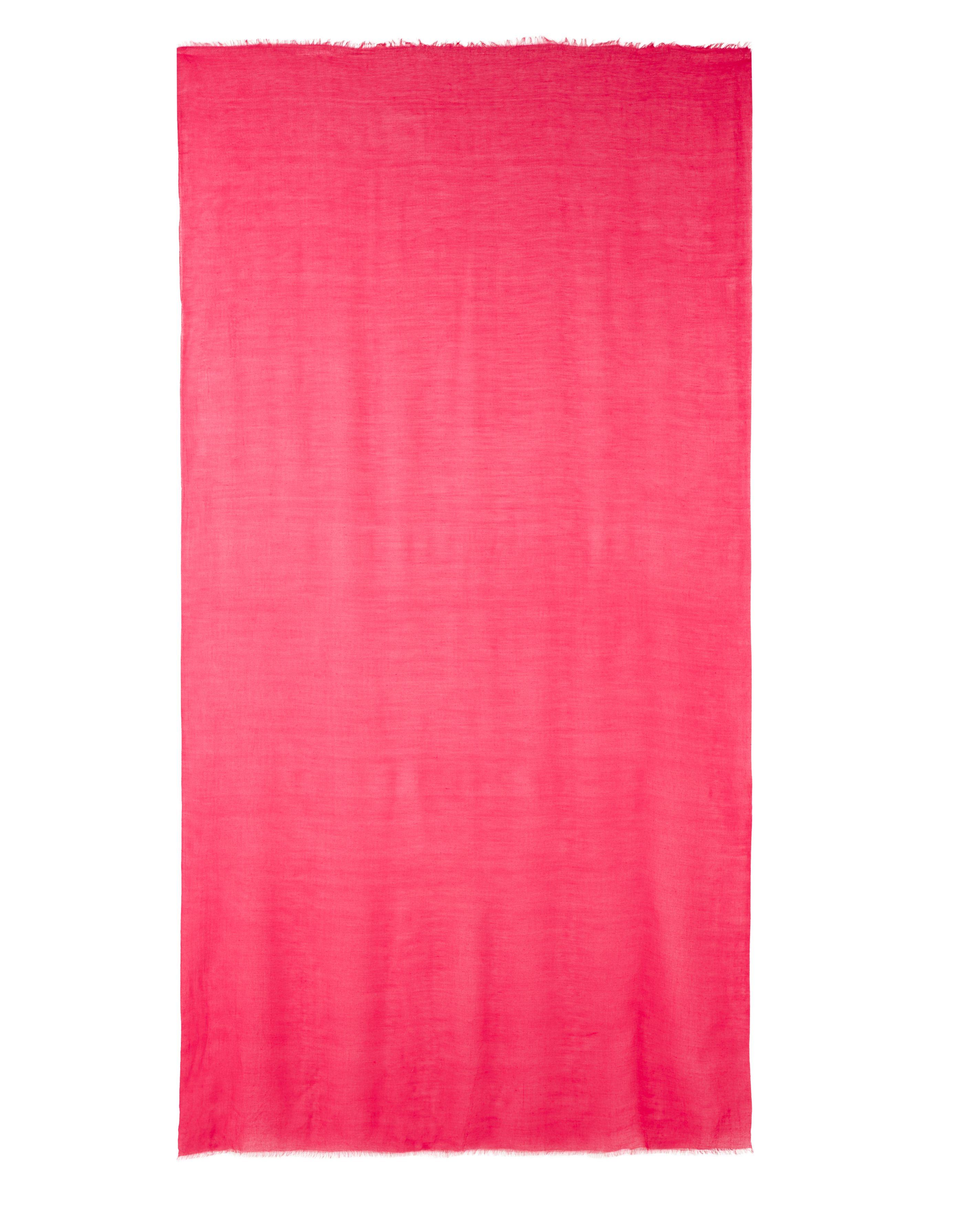jaeger colour block scarf in pink lyst. Black Bedroom Furniture Sets. Home Design Ideas