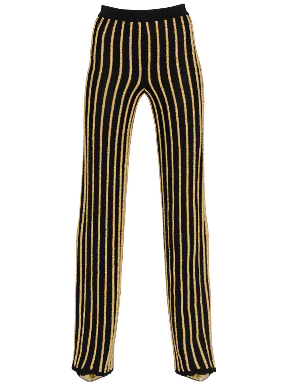 Balmain Striped Lurex ...