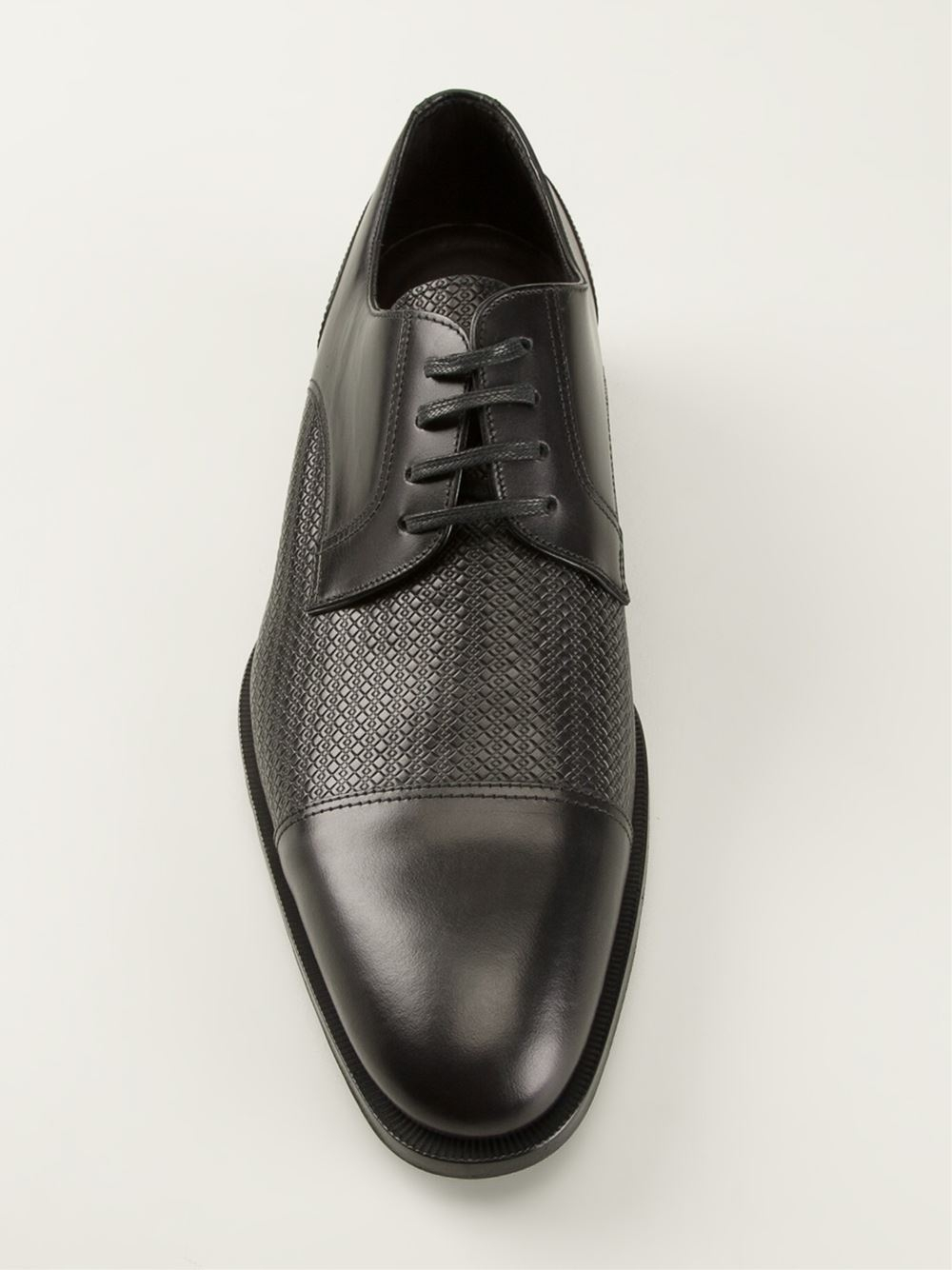 Derby shoes - Black Canali