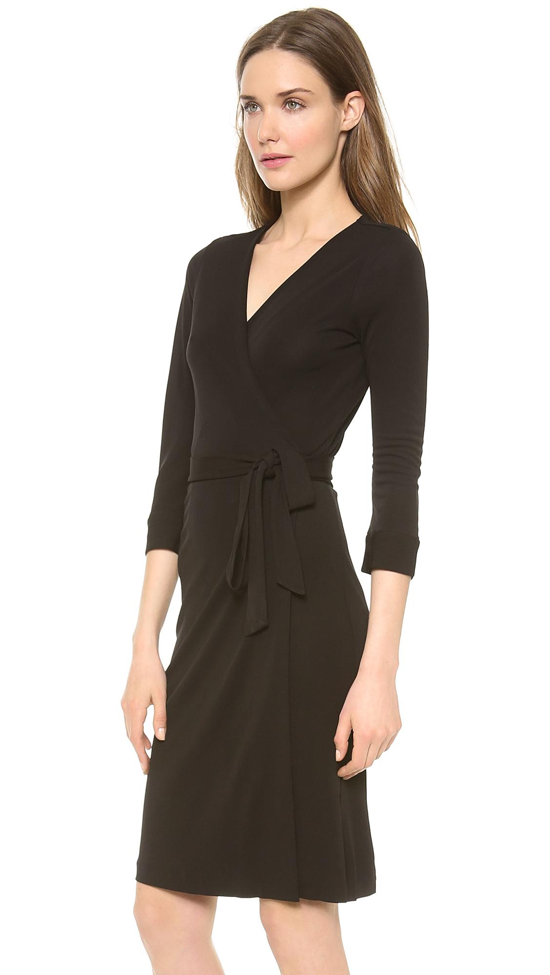 Lyst Diane Von Furstenberg New Julian Two Wrap Dress In