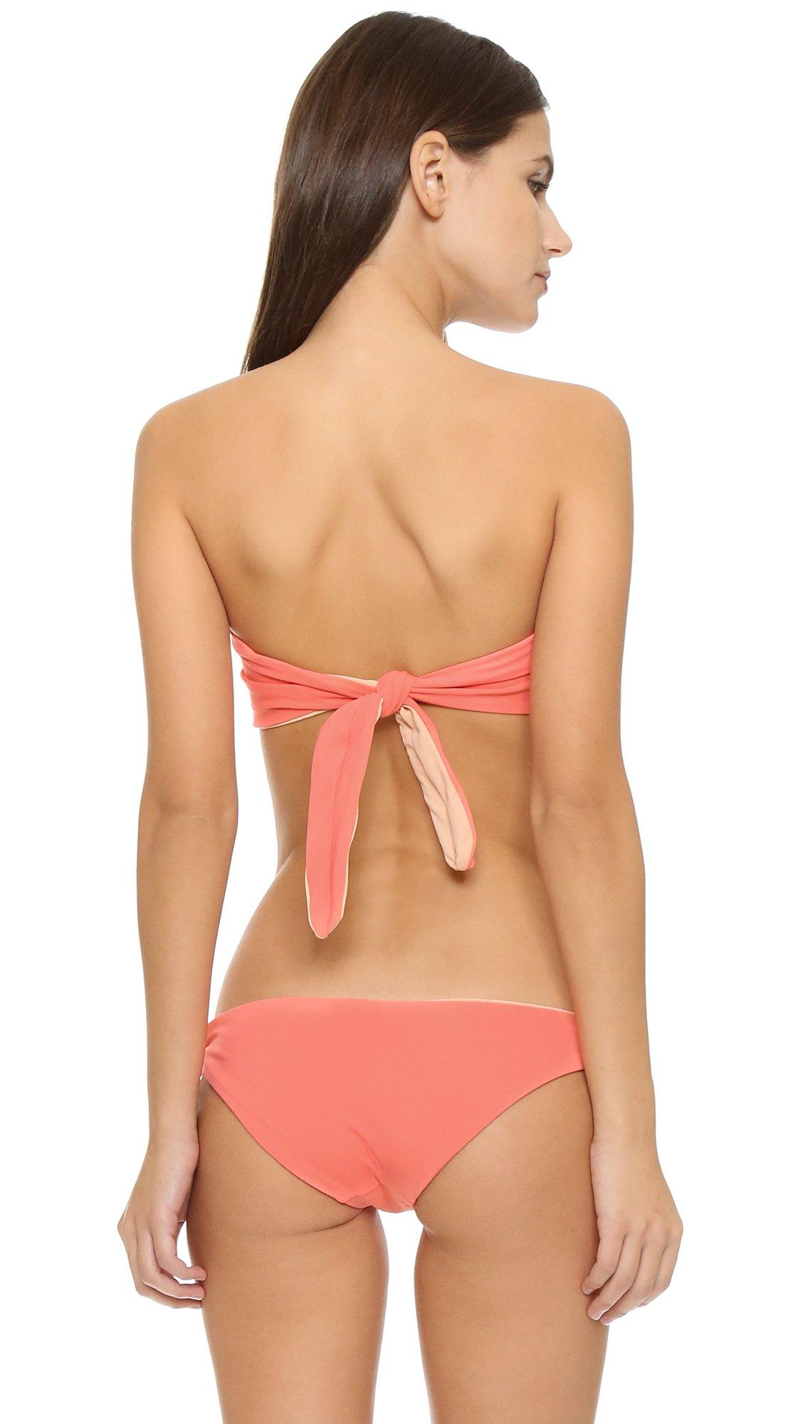 top Pink bikini