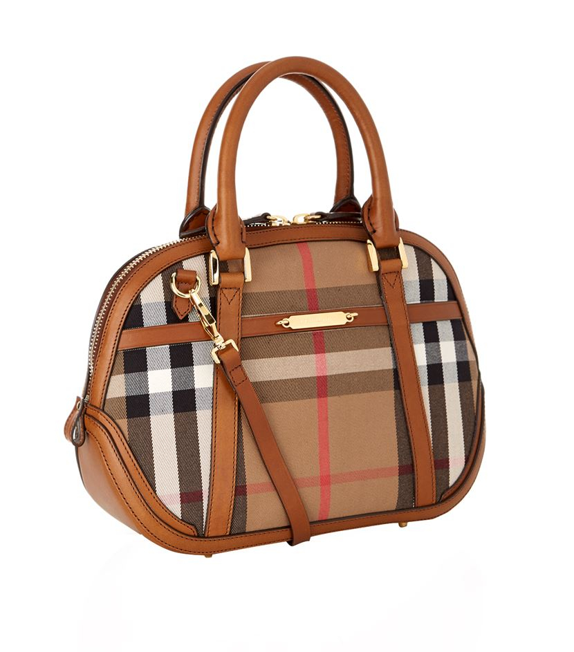 4220b9f78ca3 Gallery. Previously sold at  Harrods · Women s Bowling Bags Women s Burberry  House ...