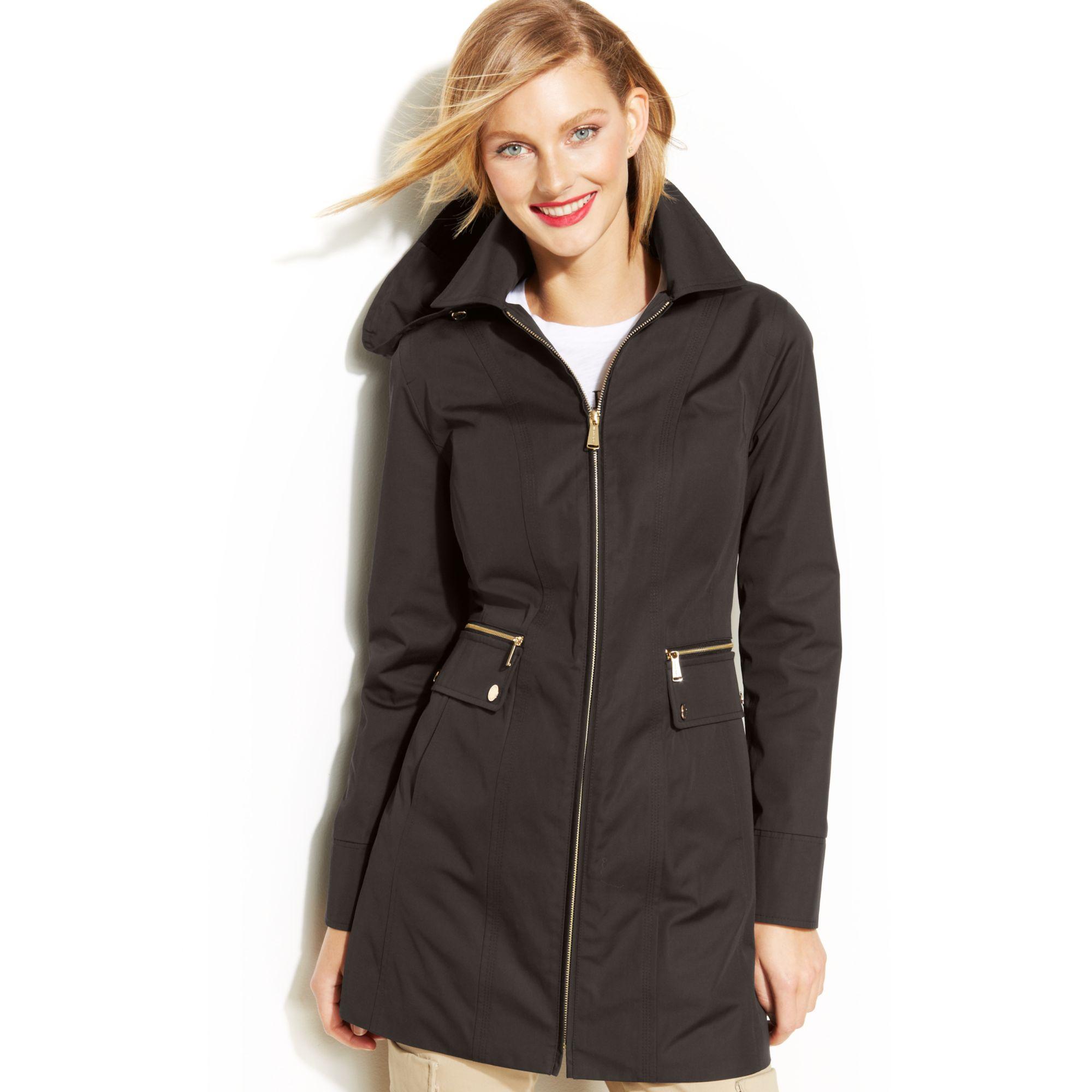 hooded raincoats for women - photo #30
