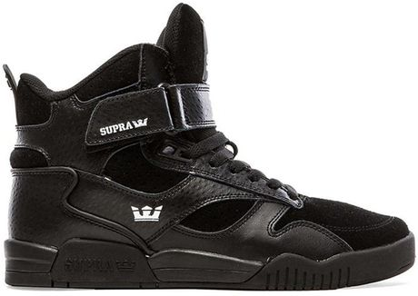 Buy Mens Supra Bleeker - Shoes Supra Bleeker Black 2