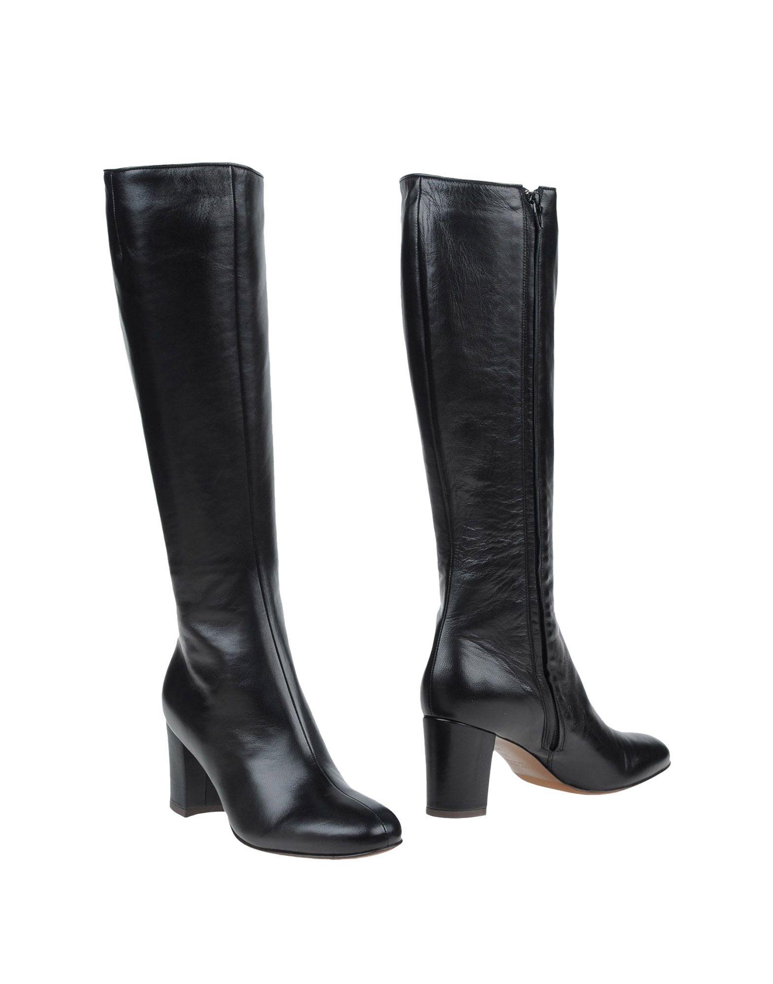 lyst l 39 autre chose boots in black. Black Bedroom Furniture Sets. Home Design Ideas