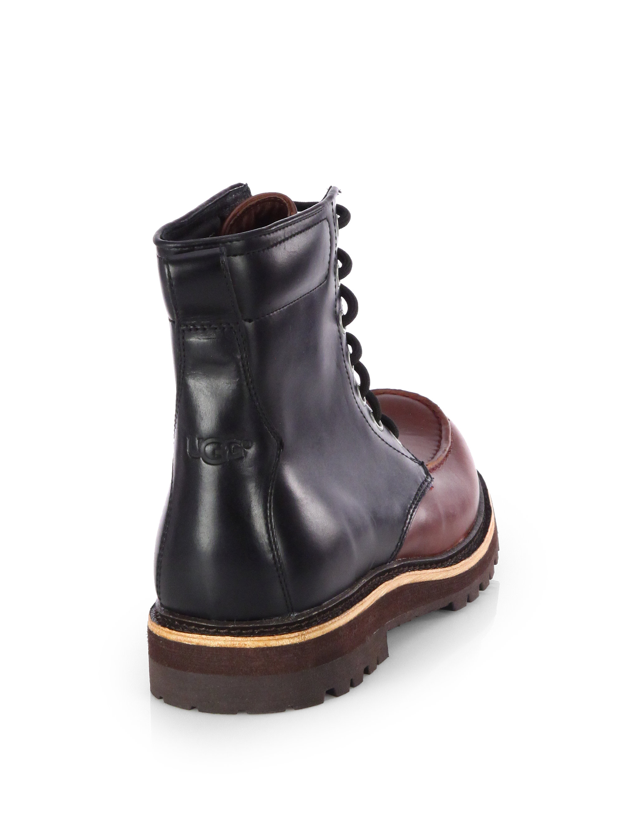 Lyst Ugg Noxon Waterproof Boots In Brown For Men