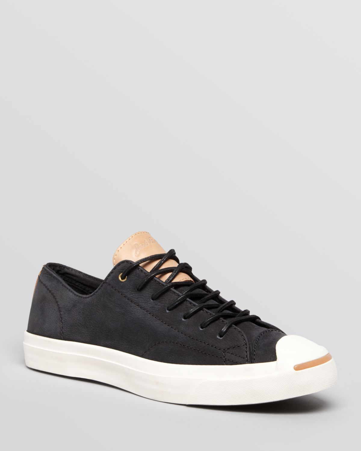 444f10b71f8c Lyst - Converse Jack Purcell Jack Split Tongue Sneakers in Black for Men
