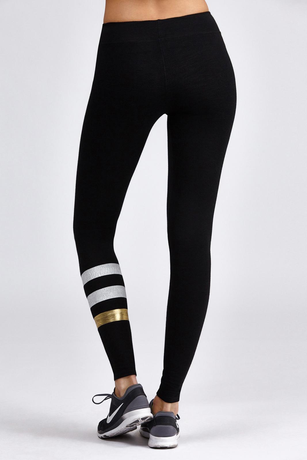 Yoga pants ebony