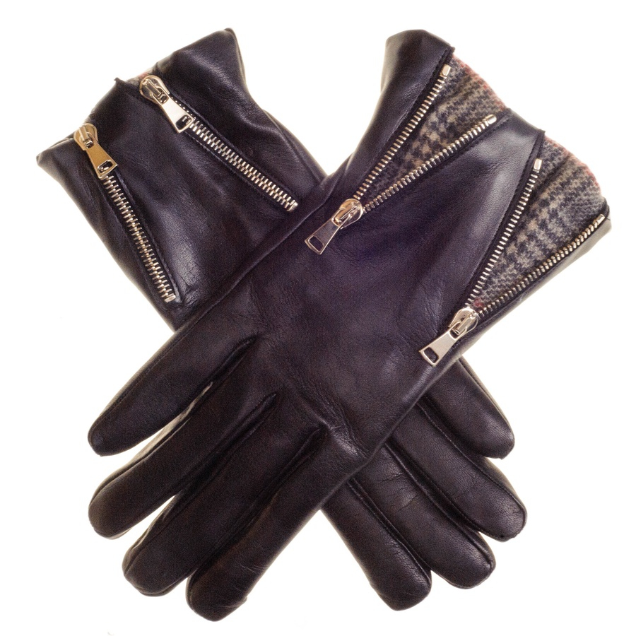 Ladies leather gloves australia - Black Leather Gloves Cashmere Lined Gallery Men S Leather Gloves