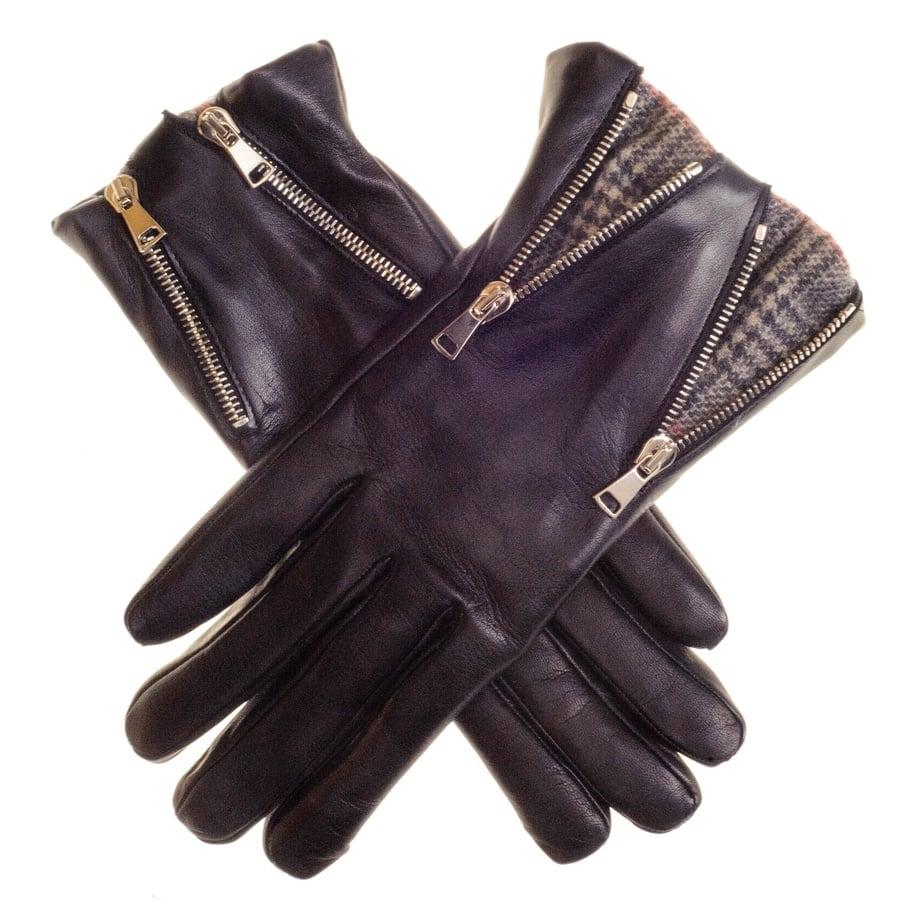 Best mens leather gloves uk - Black Leather Gloves Cashmere Lined Gallery Men S Leather Gloves