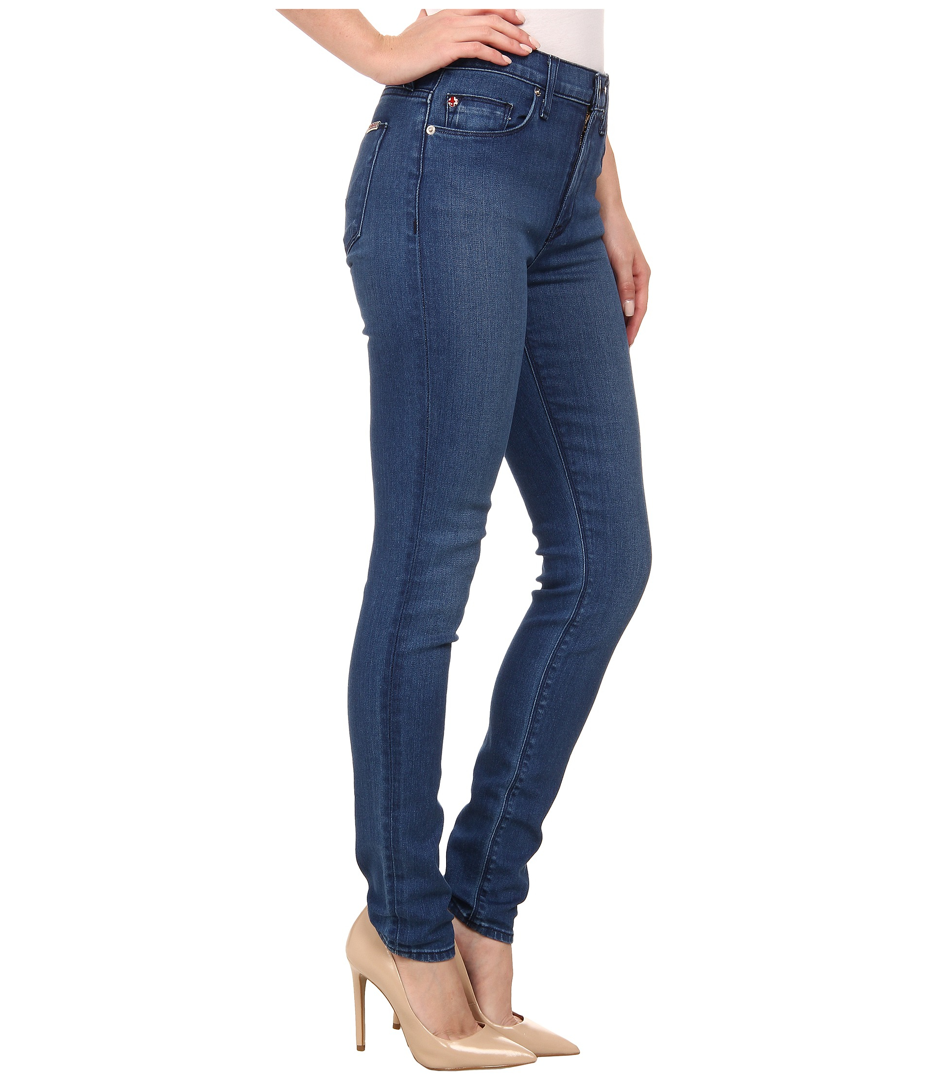 Super High Waisted Skinny Jeans with Back Pocket Details. Skinny Jeans for Women,EASTDAMO High Waisted Slim Fit Stretch Black Jeans Leggings. by EASTDAMO. £ - £ Prime. Eligible for FREE UK Delivery. Some sizes/colours are Prime eligible. out of 5 stars