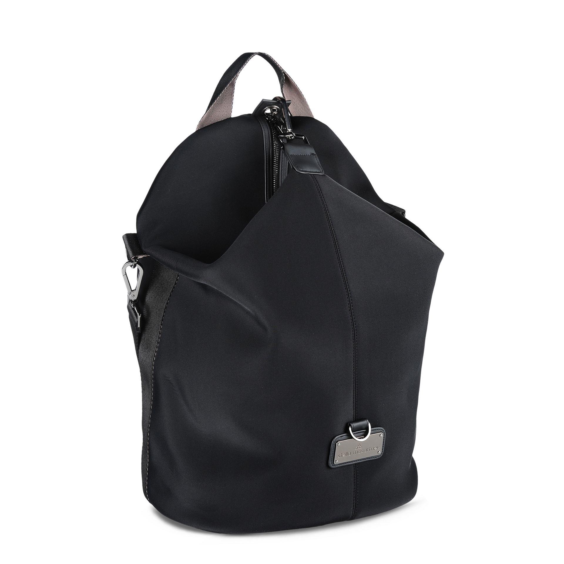 bfd59d2953fc Lyst - adidas By Stella McCartney Studio Neoprene Backpack in Black