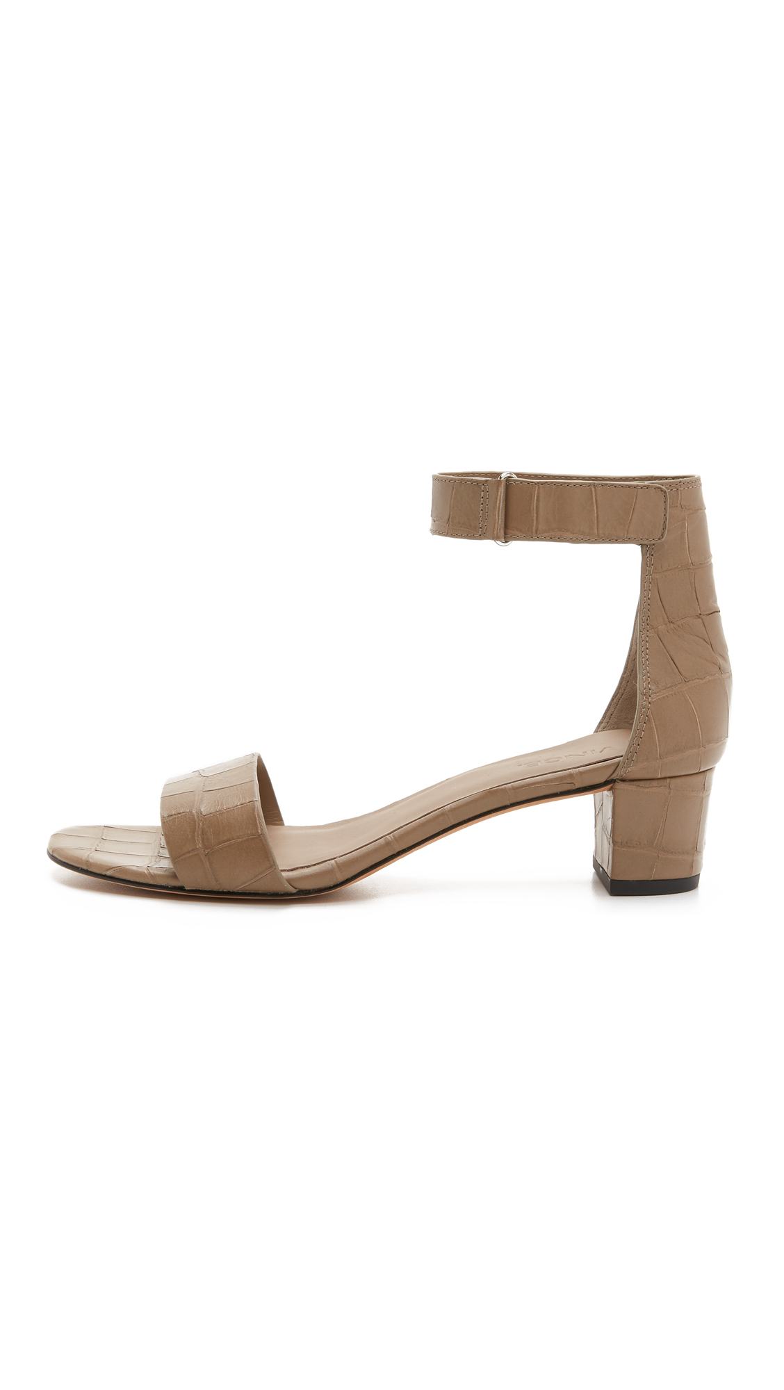 97bc3833f05 Lyst - Vince Rita City Sandals in Brown