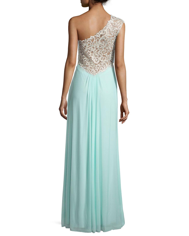 Interesting. La femme one shoulder dress agree, the