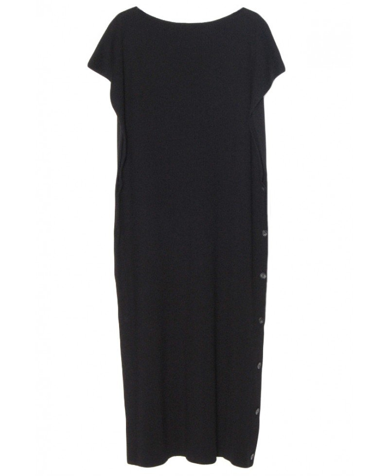 gauge ribbed dress - Black Maison Martin Margiela TRzO7m3