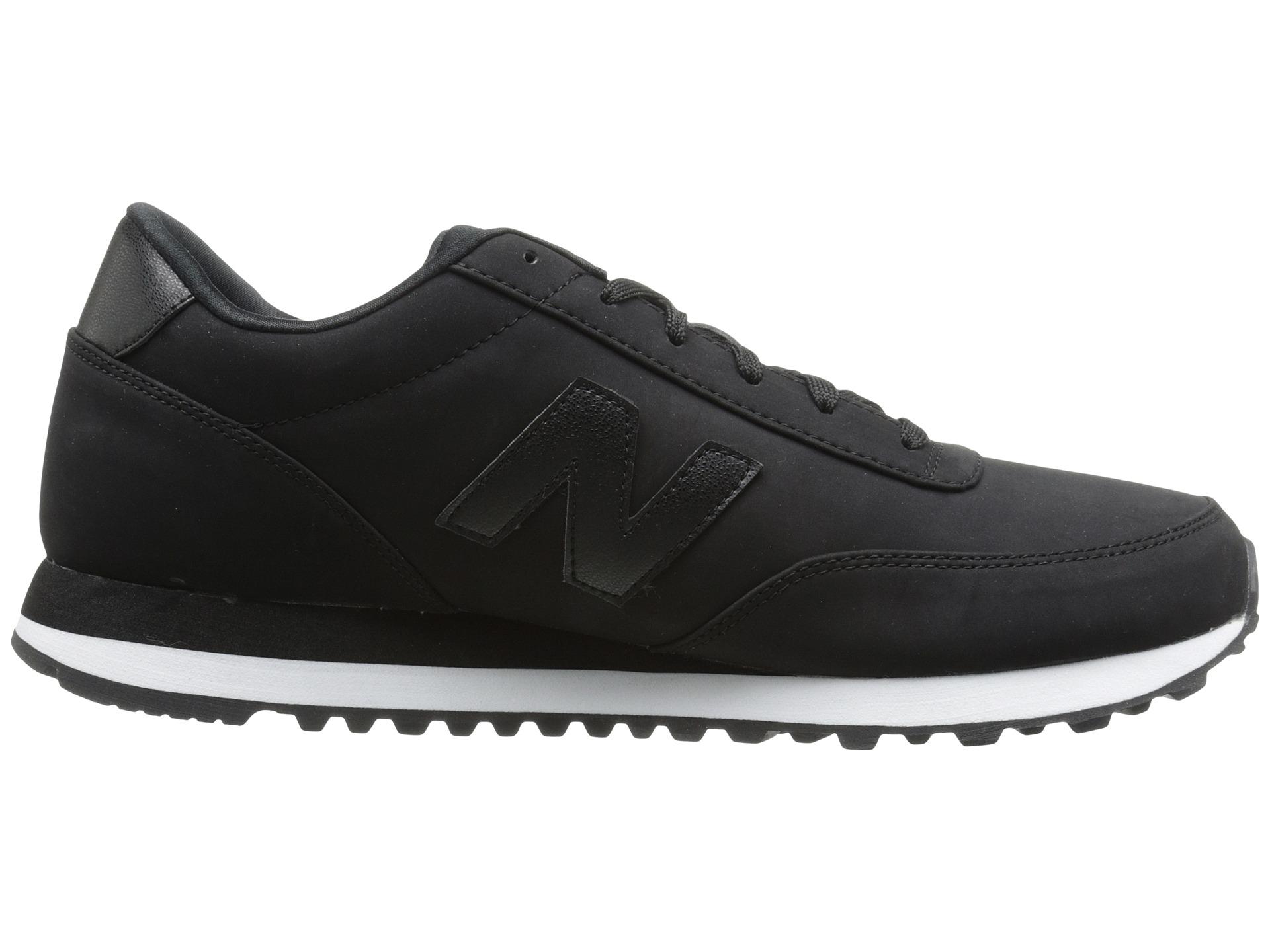 womens new balance 574 high roller athletic shoe black monochrome