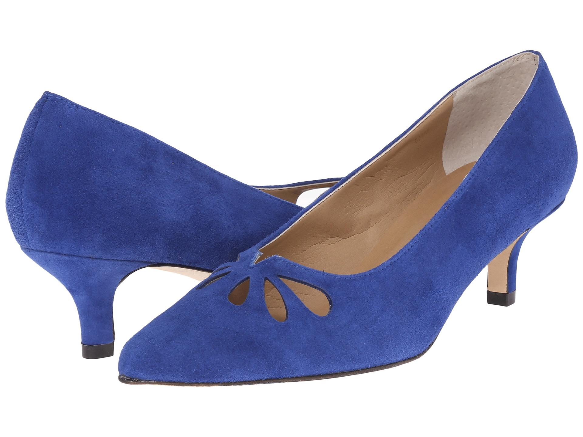 Womens Shoes Vaneli Tany Jordan Blue Suede