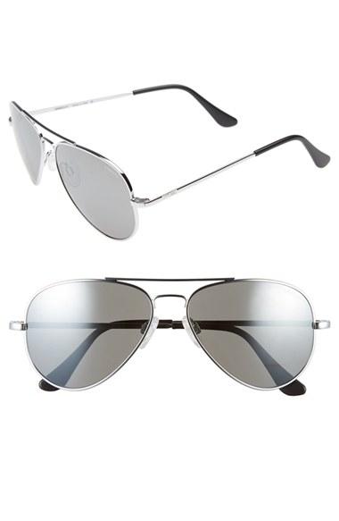 a605f1b1a1 Lyst - Randolph Engineering  concorde  57mm Aviator Sunglasses ...