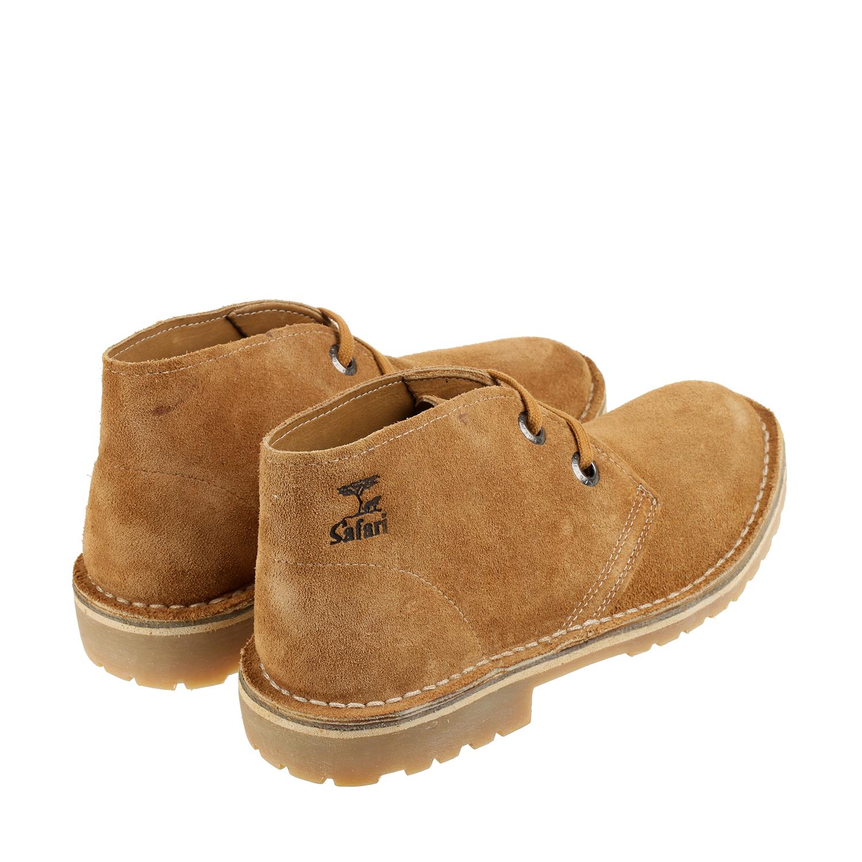 bata safari boots in brown for light brown lyst
