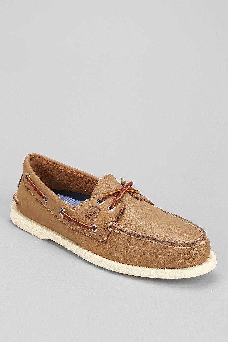 Sperry Top Sider Men S Authentic Original Burnished Boat Shoe