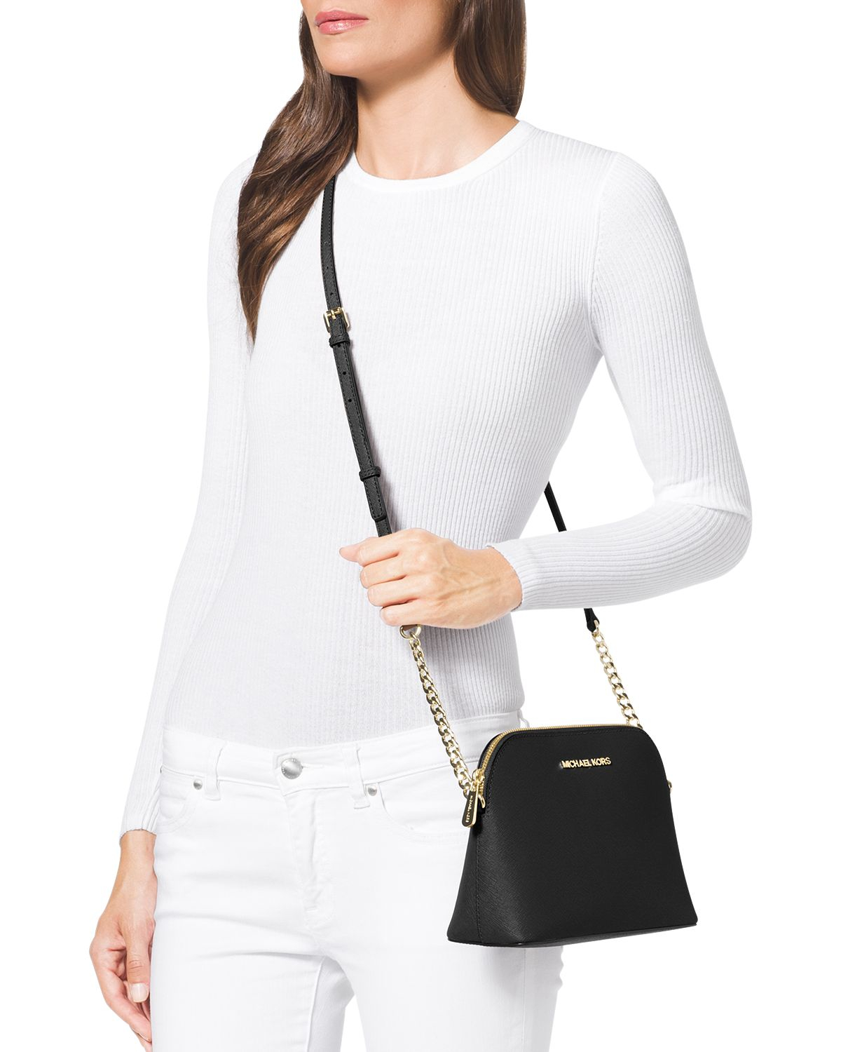 d79886fcef26 Gallery. Previously sold at: Bloomingdale's · Women's Michael Kors Cindy