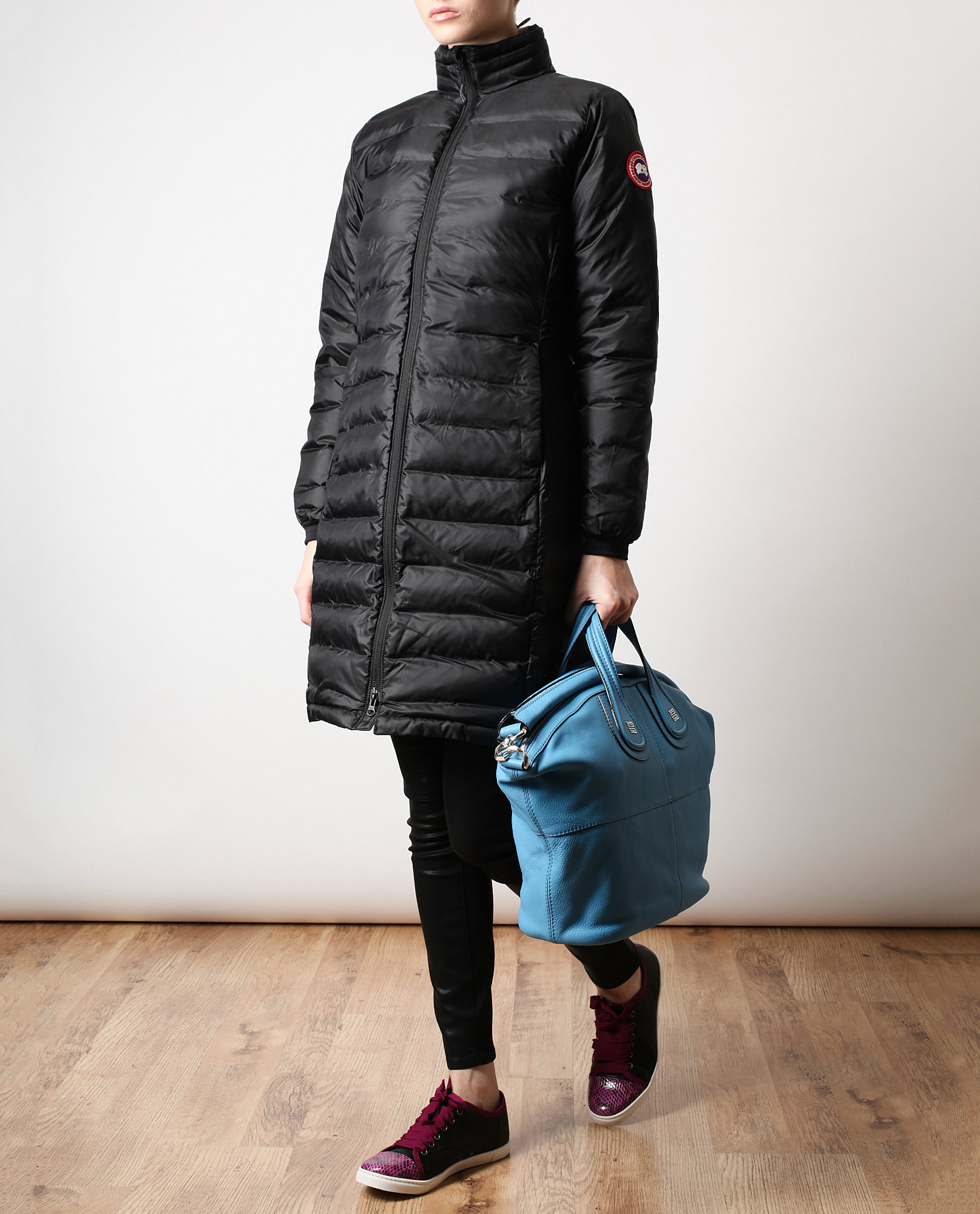 Canada Goose montebello parka sale 2016 - Canada goose Camp Coat in Black | Lyst