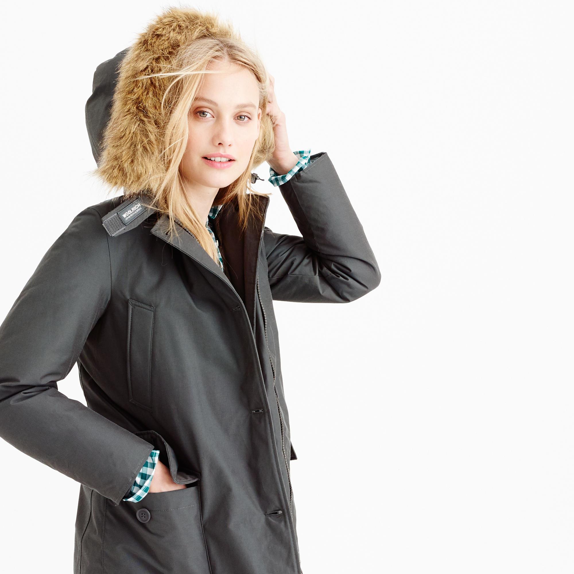 Woolrich Luxury Parka Girl
