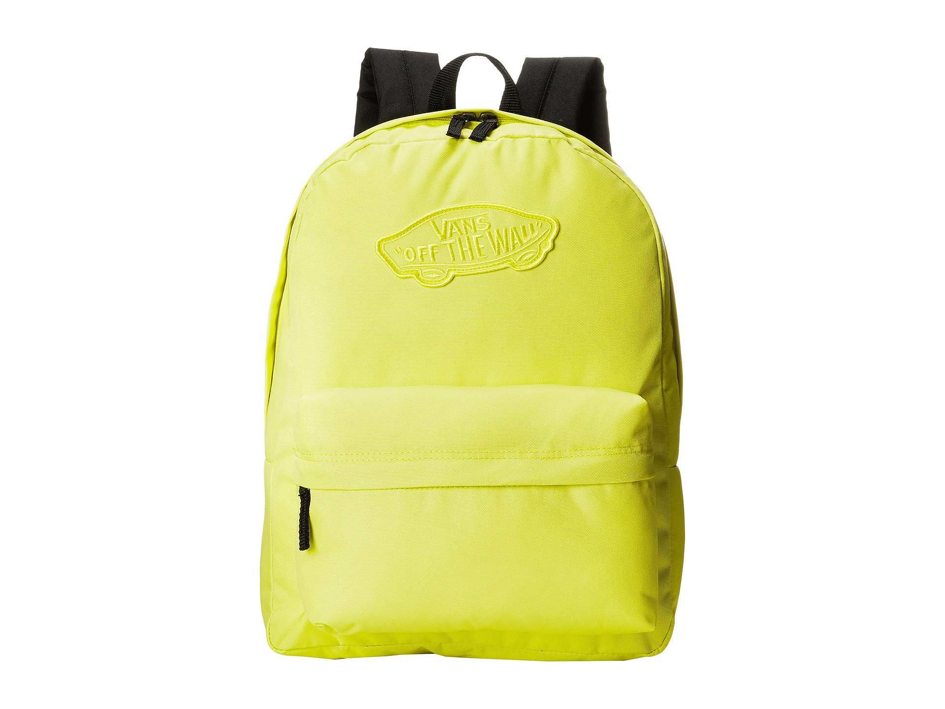 4fc5c0ebc76 Lyst - Vans Realm Backpack in Yellow