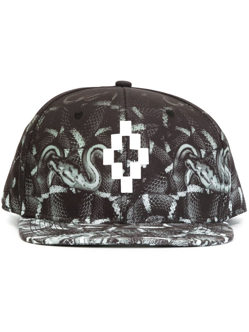 6d7f857e3db Lyst - Marcelo Burlon  lamborghini  Hat in Black for Men