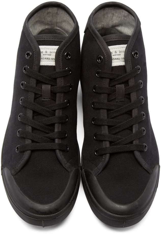 Black Standard Issue Sneakers Rag & Bone Real Cheap Online Free Shipping Choice 100% Authentic qO1eLxH