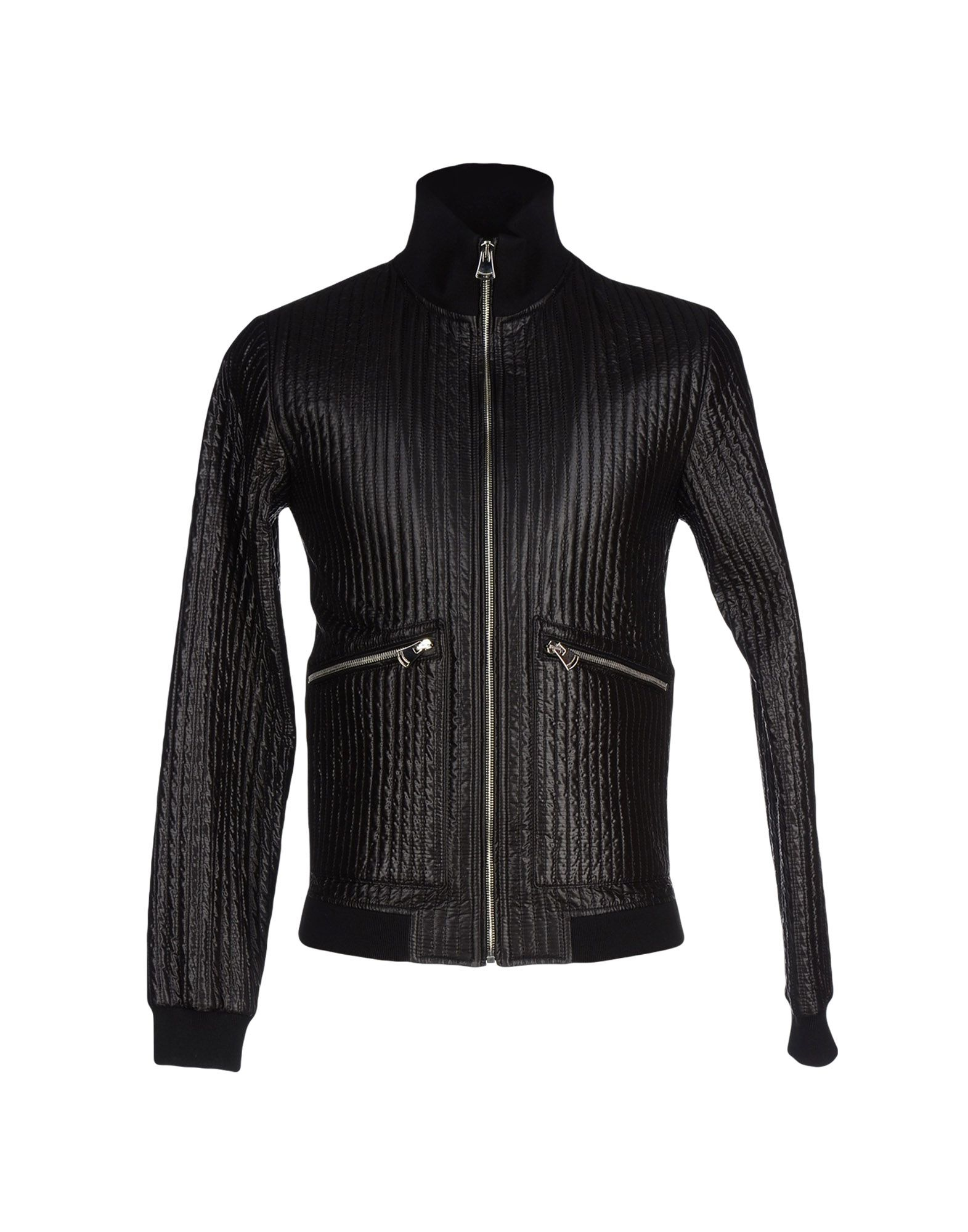 lyst dolce gabbana jacket in black for men. Black Bedroom Furniture Sets. Home Design Ideas