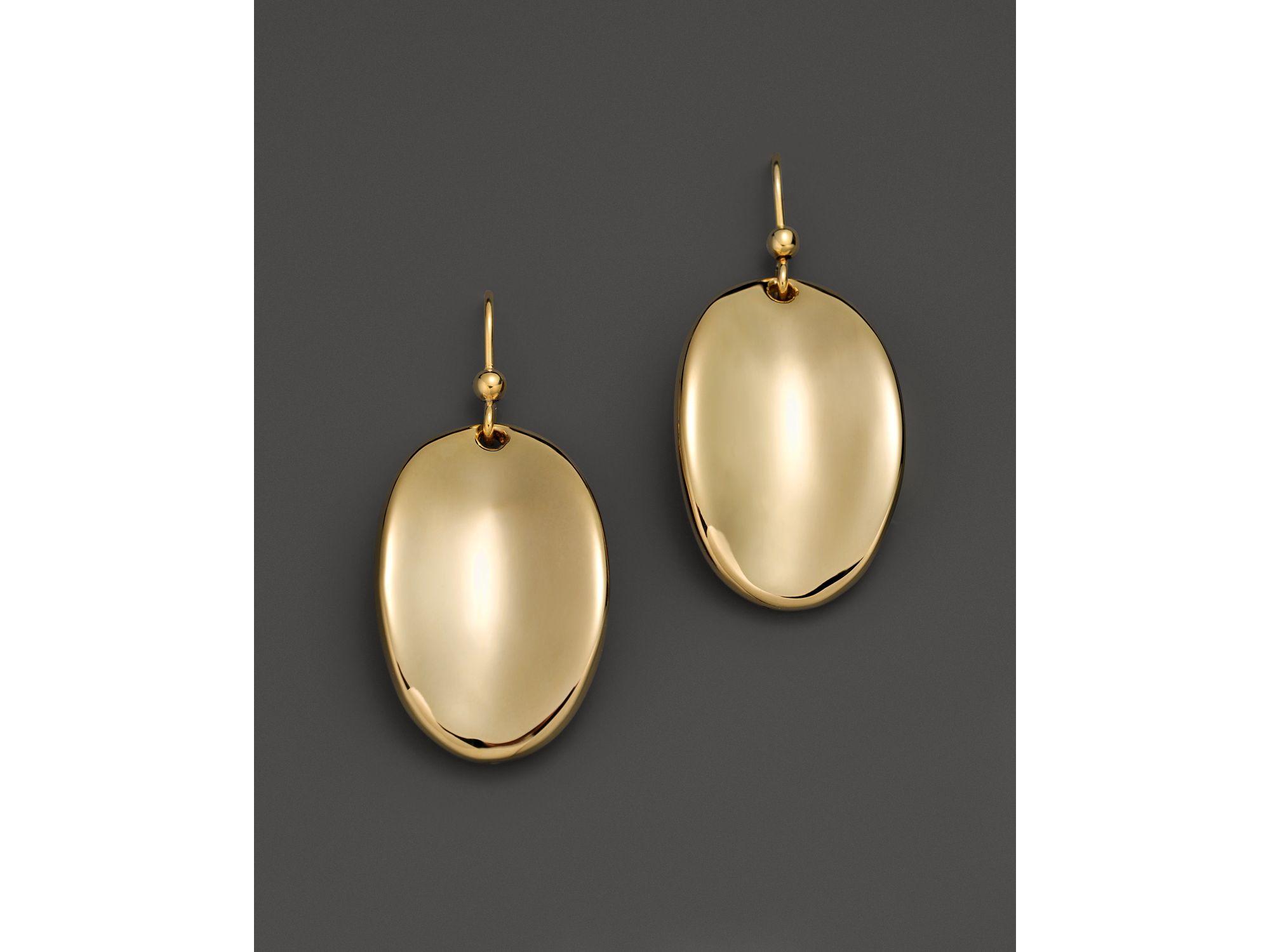 e8ed25e2f Roberto coin oval earrings / Ecobit token hack 6.0.1