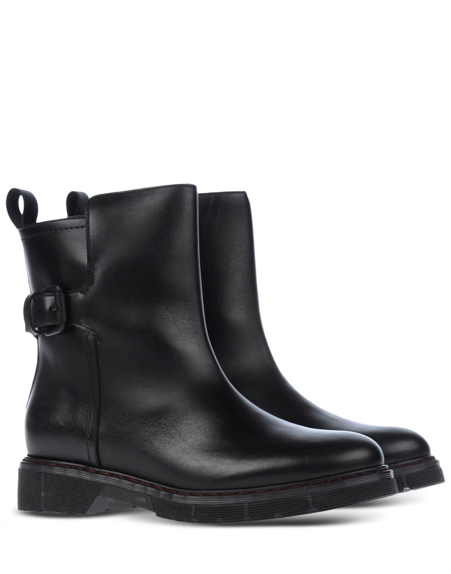 l 39 autre chose ankle boots in black lyst. Black Bedroom Furniture Sets. Home Design Ideas