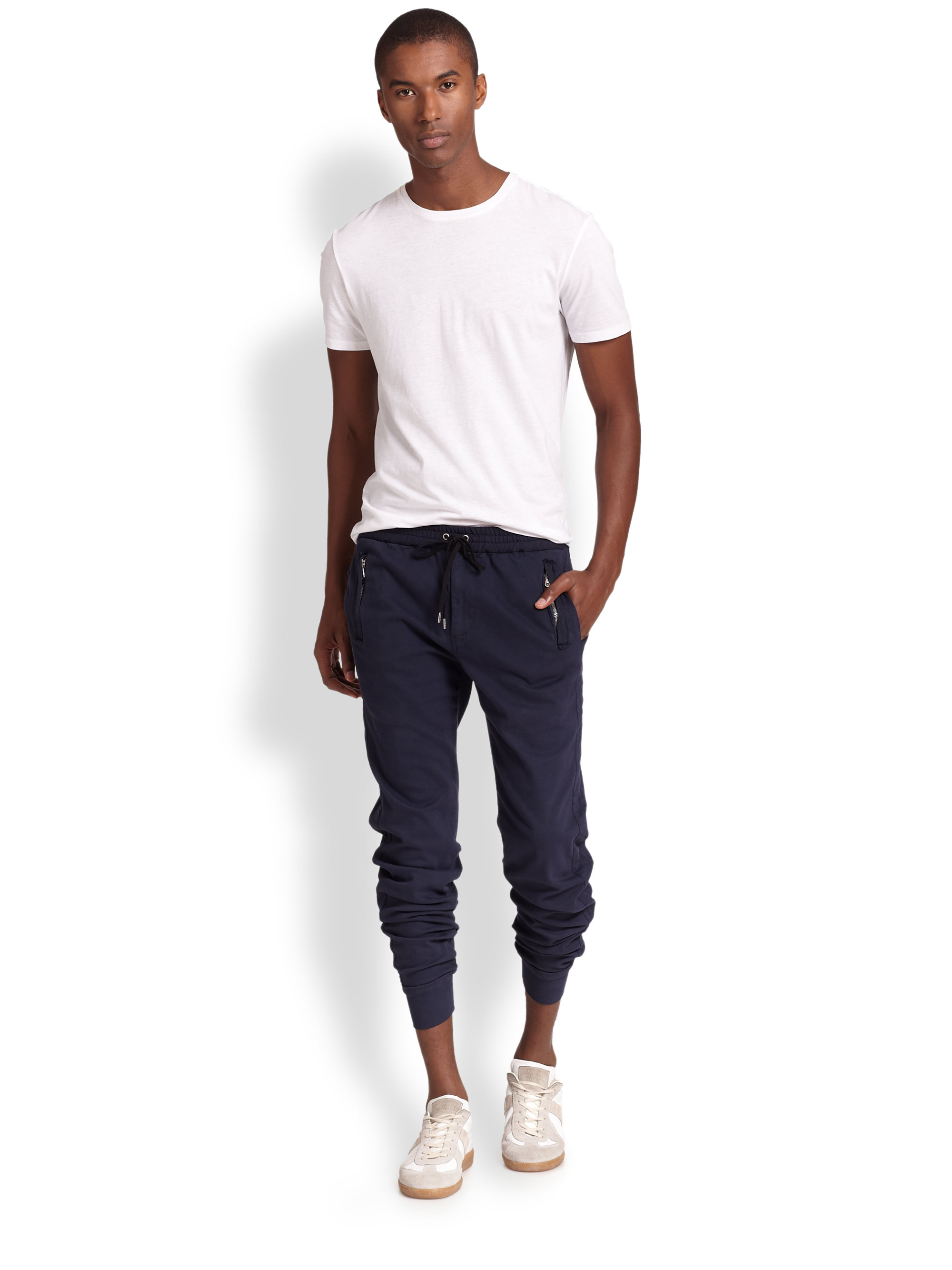 Joe 39 S Jeans Freestyle Slim Jogger Pants In Blue For Men Lyst