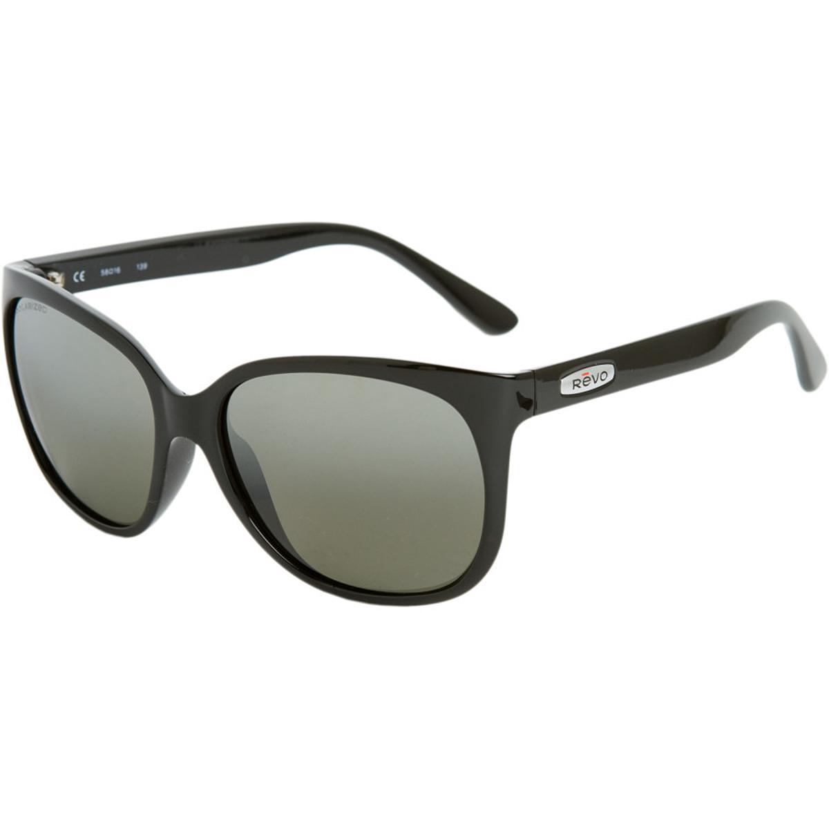 3631bd33bb Lyst - Revo Grand Classic Sunglasses - Polarized in Black