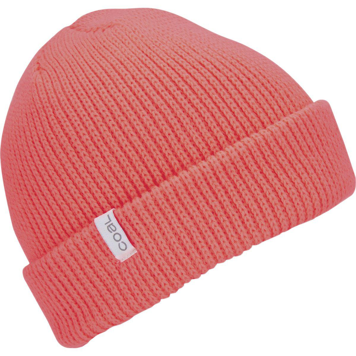 85c1bfb495d Lyst - Coal Frena Solid Beanie in Red for Men