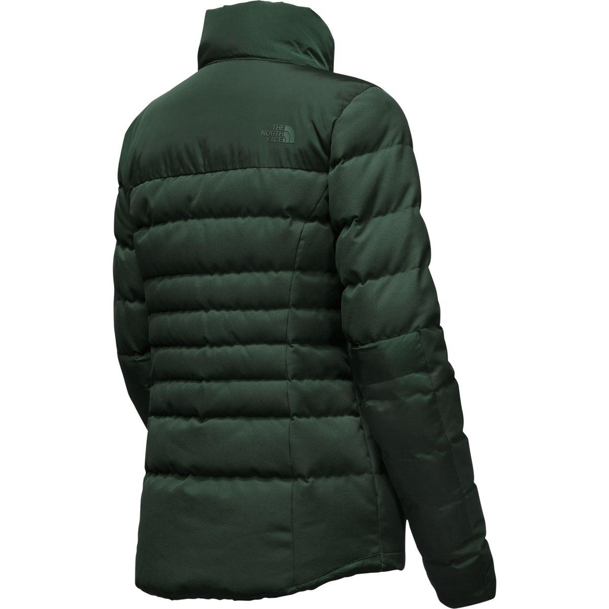 95086673ad06 ... reduced lyst the north face denali down jacket in green 4026e 3b9ef