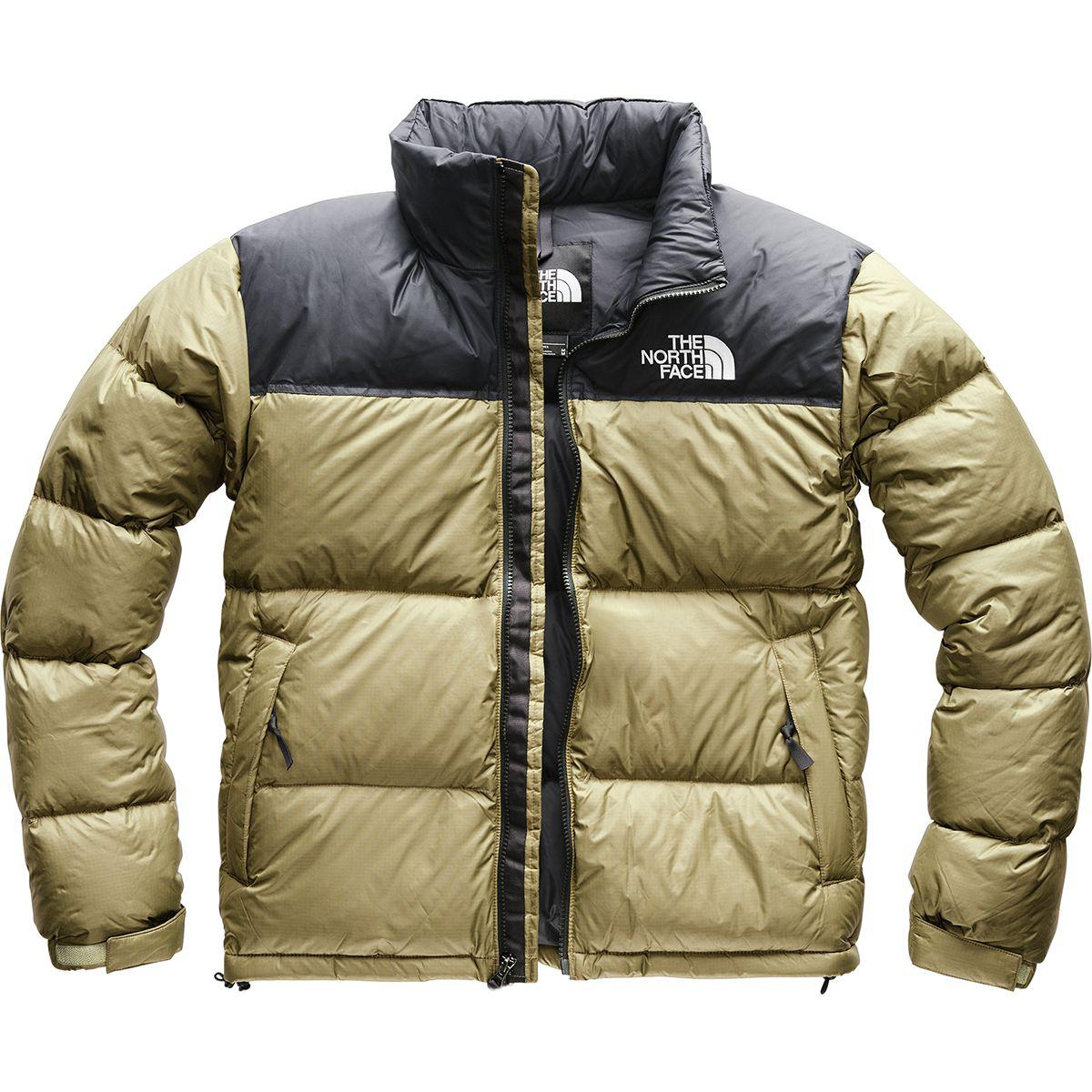 Lyst - The North Face 1996 Retro Nuptse Jacket in Green for Men c5088ae64