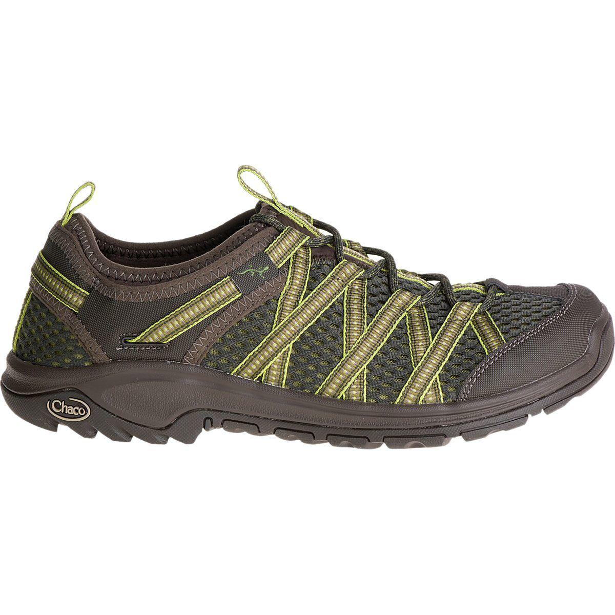 9a8c608c053f Lyst - Chaco Outcross Evo 2 Water Shoe in Green for Men