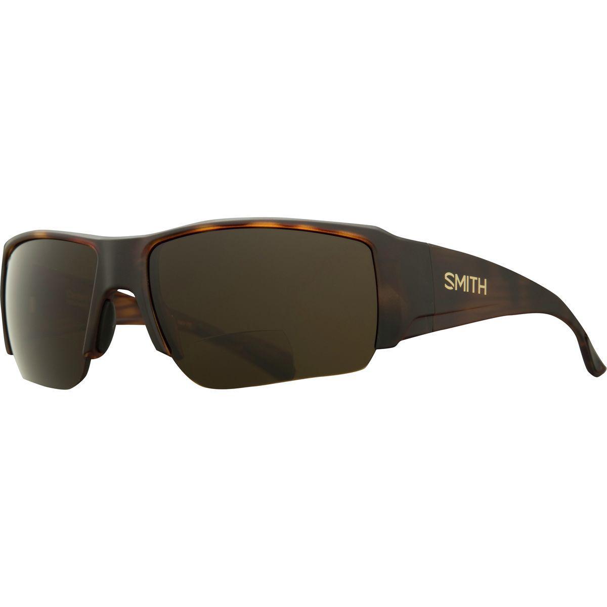 3eca3d3f213b2 Lyst - Smith Captains Choice Bifocal Polarized Sunglasses in Brown ...