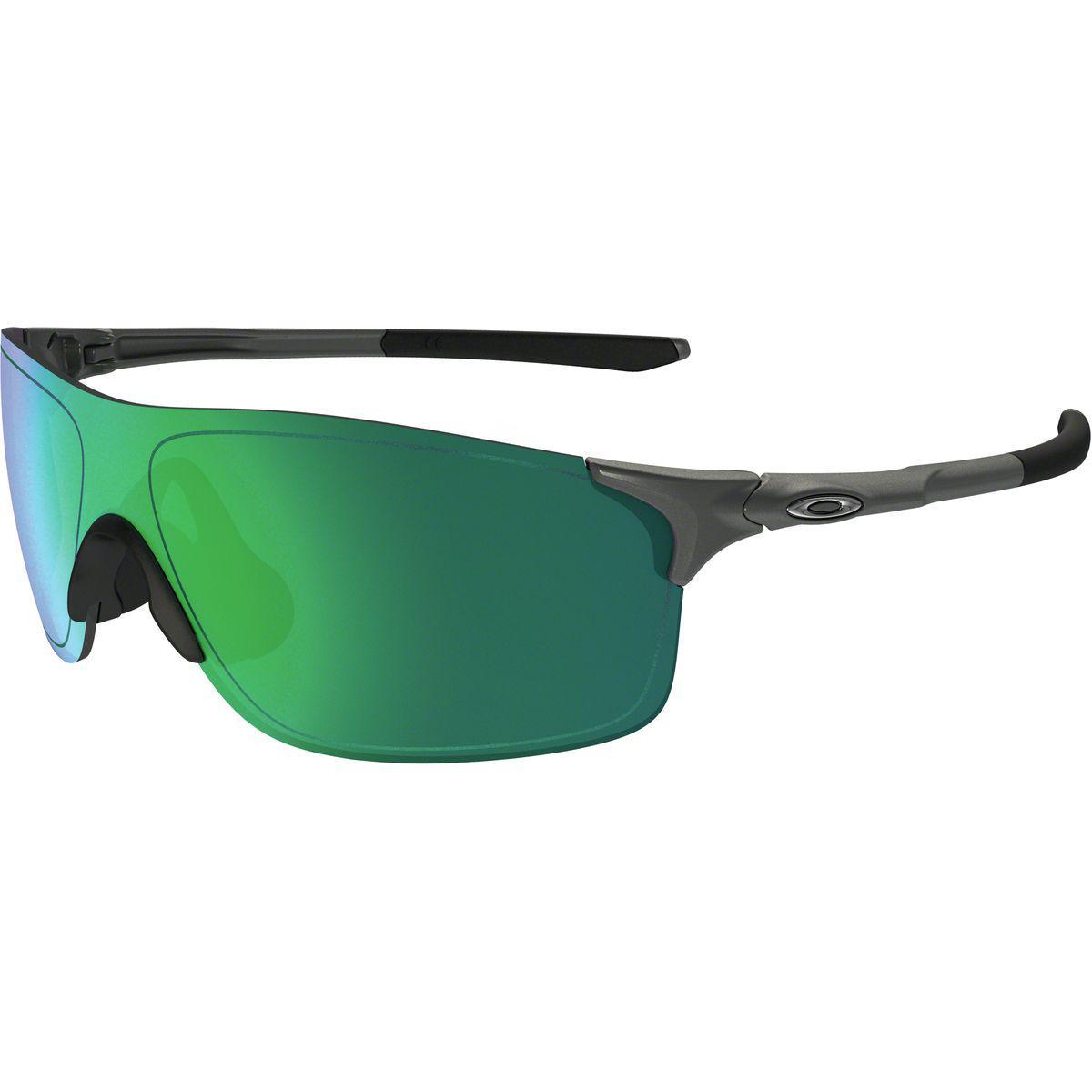 d862b5fec21d ... amazon oakley. mens green evzero pitch sunglasses f2a2c b7cd2