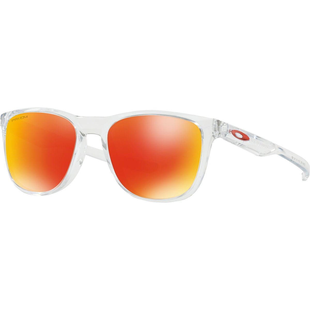 66f50aa736 Lyst - Oakley Trillbe X Prizm Sunglasses in White for Men