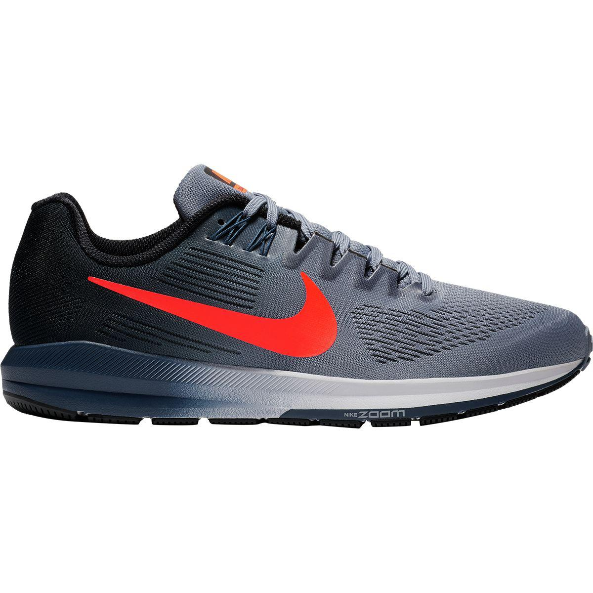 9203512e9fa Lyst - Nike Air Zoom Structure 21 Running Shoe in Blue for Men