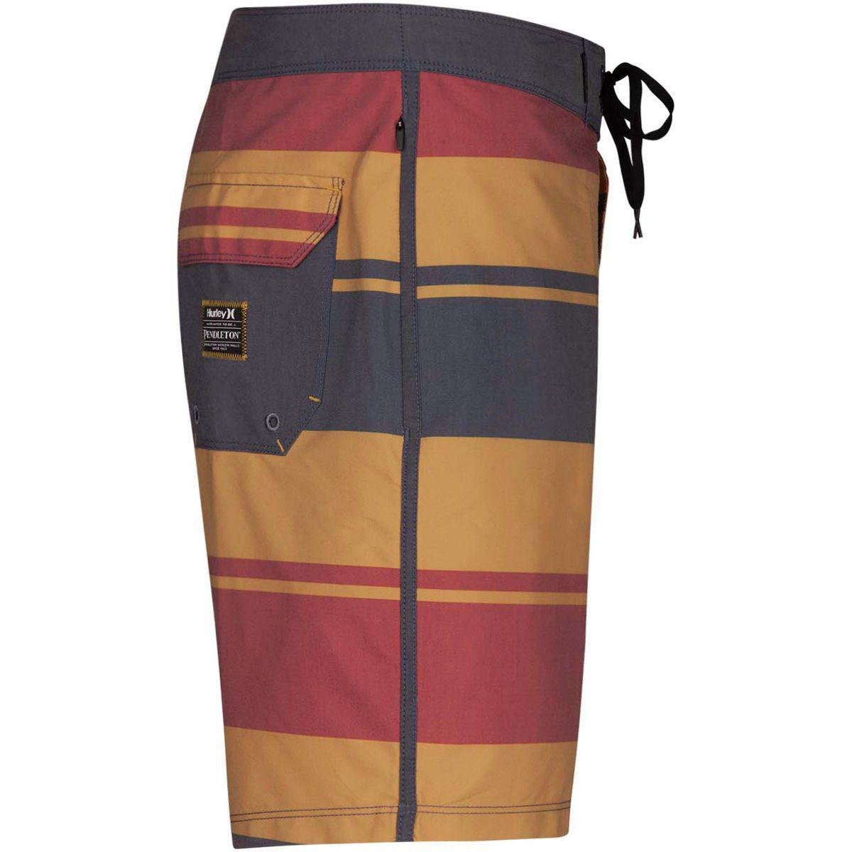 84b0db1f14 Lyst - Hurley X Pendleton Yellowstone Beachside 18in Board Short for Men